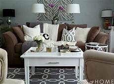 wohnzimmer braunes sofa braunes sofa dekorieren wohnzimmer ideen wohnung