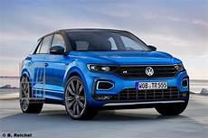 Volkswagen T Roc 2017 Autoforum