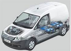 Vw Caddy Ecofuel Cng Version Coming The German Car
