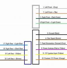 2002 chevy silverado radio wiring diagram wiring diagram and schematic diagram images