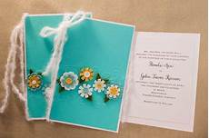 embossed diy wedding invitations and programs allfreepapercrafts com