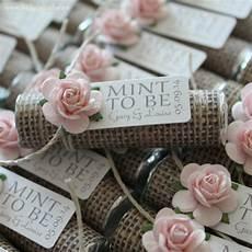 mint wedding favors set of 100 mint rolls mint to
