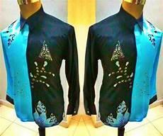 d zulhaz design baju batik lelaki maahad tahfiz daerah selangor