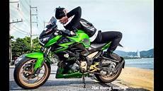 Kawasaki Z 300 แต ง