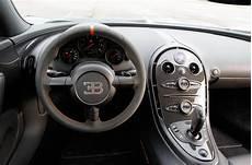 Bugatti Veyron Interior Autocar