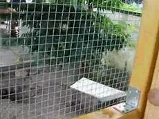 artgerechter kaninchenstall mit integriertem freilauf