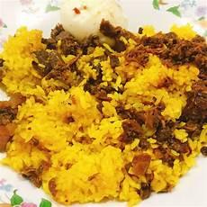 Nasi Kuning Manado Dengan Gambar Nasi