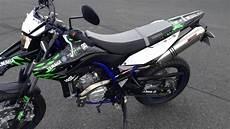 yamaha wr 125 x takkoni without db killer
