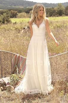 Hochzeitskleid Brautkleid Brautkleider Bohemian Stil
