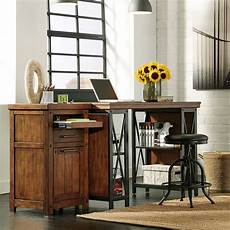 large home office furniture shayneville counter large home office set signature design