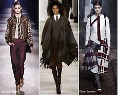 Fall Winter 2016 2017 Fashion Trends Fall Winter