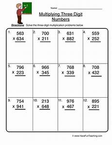 double digit multiplication worksheets common core 1000 ideas about free multiplication