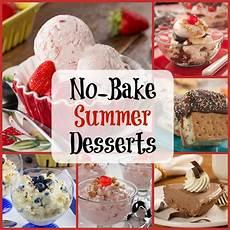 easy summer recipes 6 no bake desserts mrfood com