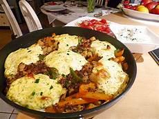 Kartoffel Hackfleisch Pfanne - kartoffel paprika pfanne mit hackfleisch rezept mit