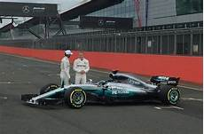 Mercedes Amg F1 W08 2017 Challenger Launches Eq Power