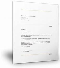 Kündigung Wohnung Eigenbedarf by K 252 Ndigung Mietvertrag Eigenbedarf K 252 Ndigung Vorlage