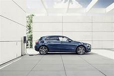 Mercedes A Class In Hybrid Brings Electrified