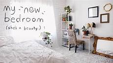 Aesthetic Bedroom Ideas For Small Rooms by The Ultimate Bedroom Makeover Room Tour