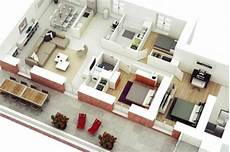 Mau Wujudkan Rumah Impian Contek 5 Denah Rumah 3 Kamar