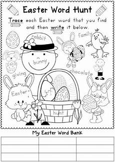 easter reading and writing worksheets distance learning easter worksheets easter