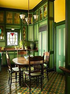 gorgeously refreshing versatile green dining rooms in different styles
