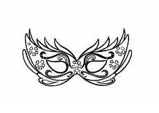 Malvorlage Maske Schmetterling Malvorlage R 228 Uber Maske Coloring And Malvorlagan