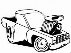 Comic Autos Malvorlagen Auto Grosser Motor Ausmalbild Malvorlage Auto