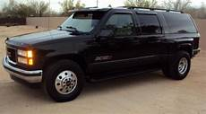 automobile air conditioning service 1996 gmc suburban 1500 on board diagnostic system sell used 1996 gmc c3500 ss454 dually suburban slt in tucson arizona united states for us