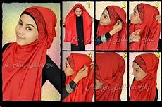 Cara Memakai Jilbab Pashmina Gaya Tutorial