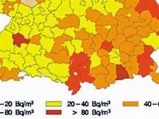 radonbelastung bayern karte radon gefahr aus dem keller m 252 hldorf