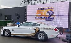 mustang cobra jet price 2018 ford mustang cobra jet to cost 130 000