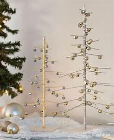 Weihnachtsbaum Aus Draht - handmade wire trees by scratchandstitch