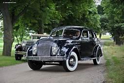 1934 Chrysler Airflow Series CU  Conceptcarzcom