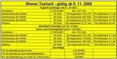 das taxi forum thema anzeigen taxipreise