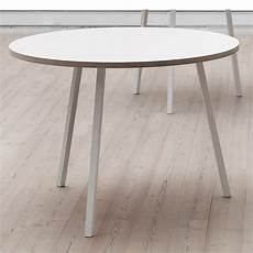 the loop stand table by hay in the shop