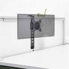 piedistallo monitor cubicle hanging monitor mounts vm sw10