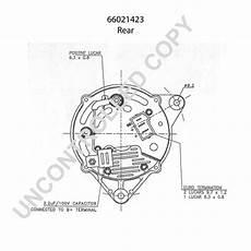 66021423 alternator product details prestolite leece neville