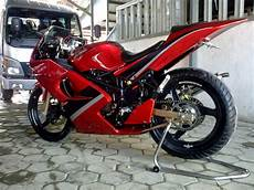 Motor Rr Modif by Modifikasi Motor Rr Ala Superbike