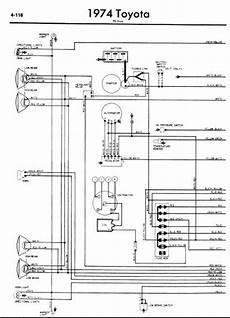repair manuals toyota hilux 1974 wiring diagram