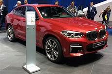 New 2018 Bmw X4 German Coupe Suv Revealed With Sleek