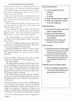 reading comprehension year 5 year 6 by klbgreen teaching resources tes