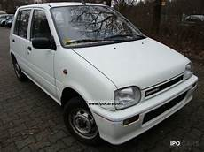 ohne tüv zum tüv 1991 daihatsu cuore related infomation specifications