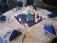 best wedding ideas lovely navy blue wedding centerpieces