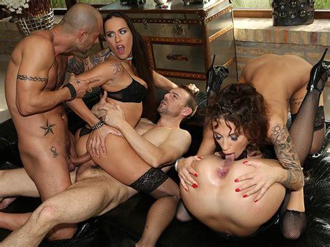 Rocco Siffredi Orgy