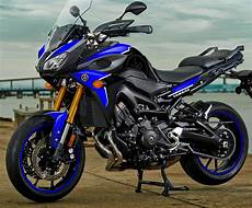 Kit Decoration Blue Edition Yamaha Mt 09 Tracer Idgrafix