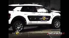 Citroen C4 Cactus Ncap Crash Test