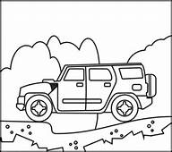 Off Road Car Coloring Page Printables Apps For Kids