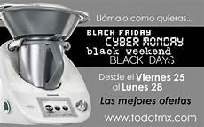 Thermomix Black Friday Black Weekend Cyber Monday Blak