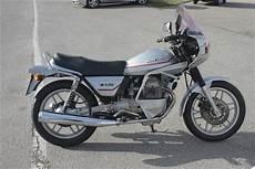 1984 Moto Guzzi V65 Lario Moto Zombdrive