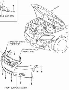 Toyota Camry 2008 2009 Factory Service Manual Toyota